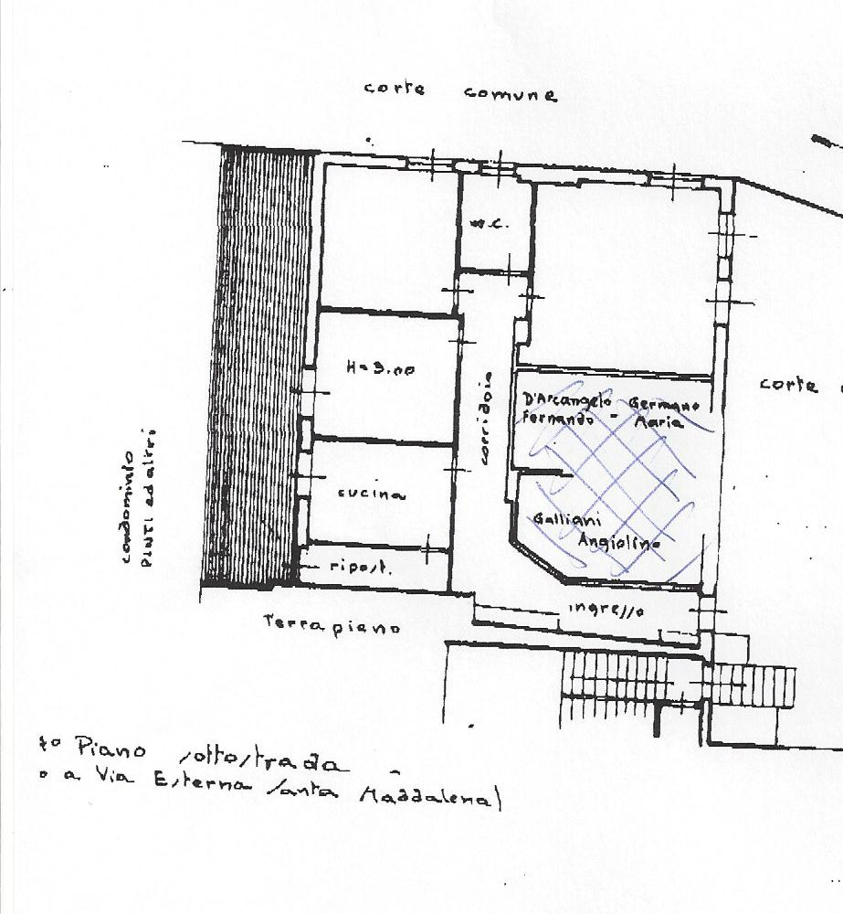 Appartamento in vendita via nicola da guardiagrele for Arredo casa guardiagrele