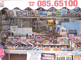 Edicola in vendita piazza della repubblica Pescara (PE)