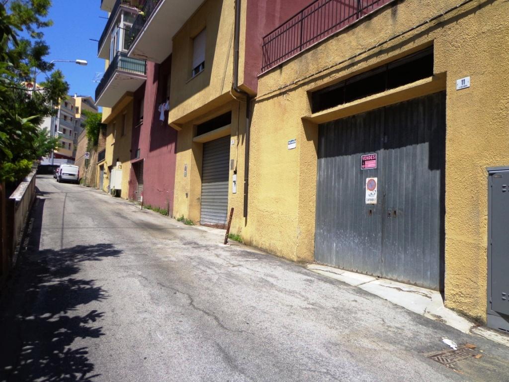 garage in vendita in via trieste del grosso zona clinica