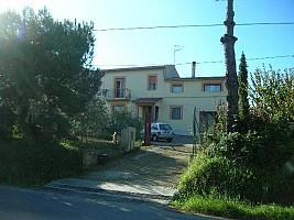Villa bifamiliare in vendita c.da Monteleforche Monteodorisio (CH)