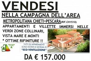 Villa bifamiliare in vendita  Cepagatti (PE)