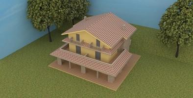 Villa in vendita via F.S. Petrone Chieti (CH)
