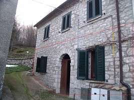 Casale o Rustico in vendita contrada Fratte Pietrabbondante (IS)