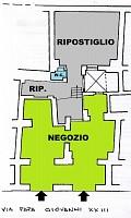 Negozio o Locale in vendita Via Papa Giovanni XXXIII Chieti (CH)