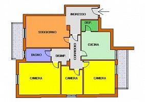 Appartamento in vendita V.G.Chiarini Pescara (PE)