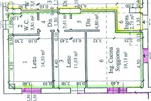 Appartamento in vendita via piane Fara Filiorum Petri (CH)