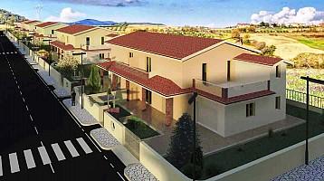 Villa bifamiliare in vendita villa oliveti Rosciano (PE)