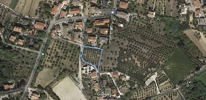 Terreno Edificabile Res. in vendita C.da Coccia Pescara (PE)