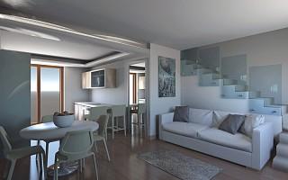 Villa a schiera in vendita Via Salara San Giovanni Teatino (CH)