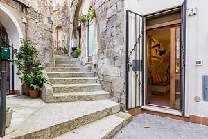 Casa indipendente in vendita I^ salita del Purgatorio, 8 Pretoro (CH)