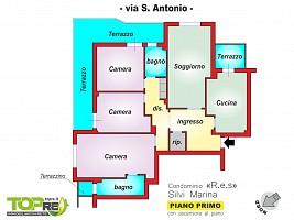Appartamento in vendita via s. antonio 58 Silvi (TE)