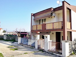 Villa a schiera in vendita via degli equi Chieti (CH)