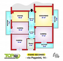 Appartamento in vendita via Paganini 14 Silvi (TE)