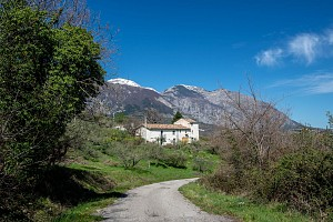 Casale o Rustico in vendita Contrada Santa Giusta Torricella Peligna (CH)