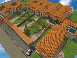Villa a schiera in vendita Strada Provinciale 80 San Valentino in Abruzzo Citeriore (PE)