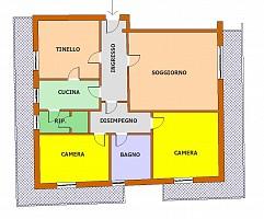 Appartamento in vendita Via Teofilo D'Annunzio Pescara (PE)