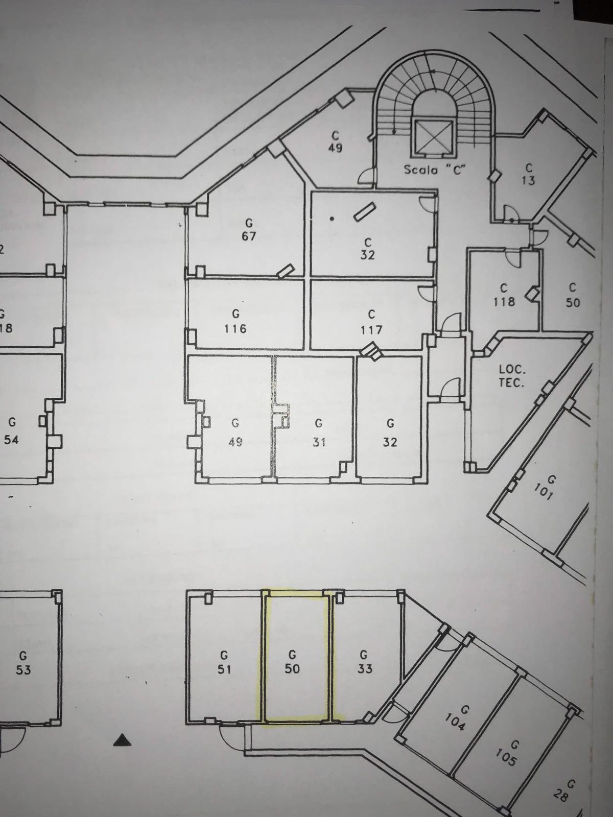 Garage in vendita via santina campana 32 Pescara (PE)