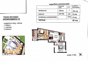 Appartamento in vendita via vestina mare Cappelle sul Tavo (PE)