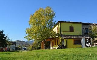 Porzione di casa in vendita via raganella Alanno (PE)