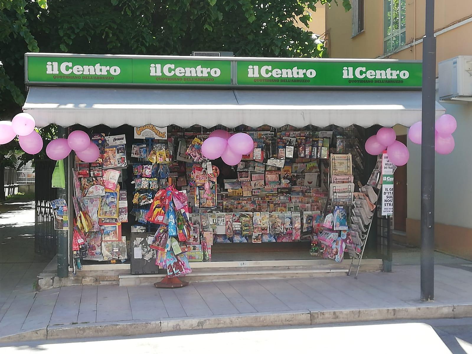 Edicola in vendita Via della Libertà Ortona (CH)