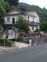 Casa indipendente in vendita Via Veleura 86 Castiglione Chiavarese (GE)