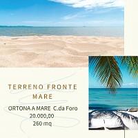Terreno Edificabile Res. in vendita contrada foro Ortona (CH)