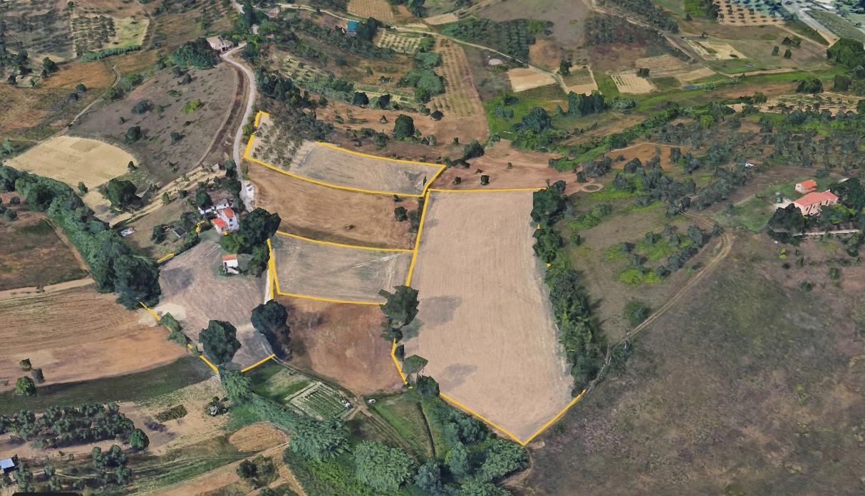 Terreno Agricolo in vendita via Valle Monte Spoltore (PE)