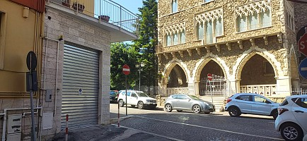 Garage in vendita Via De Novellis 2 Chieti (CH)