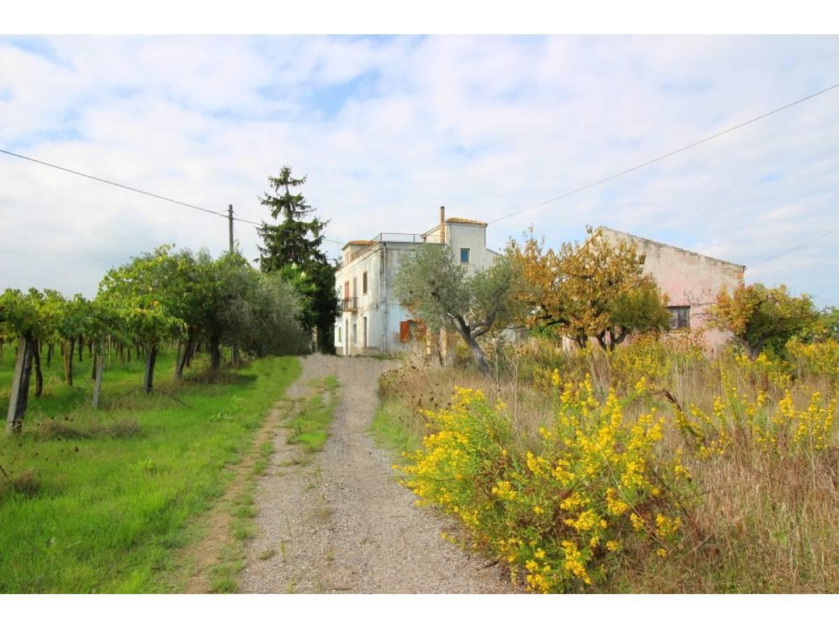 Casale o Rustico in vendita in villa S. Pietro  a Ortona - 384066 foto 2