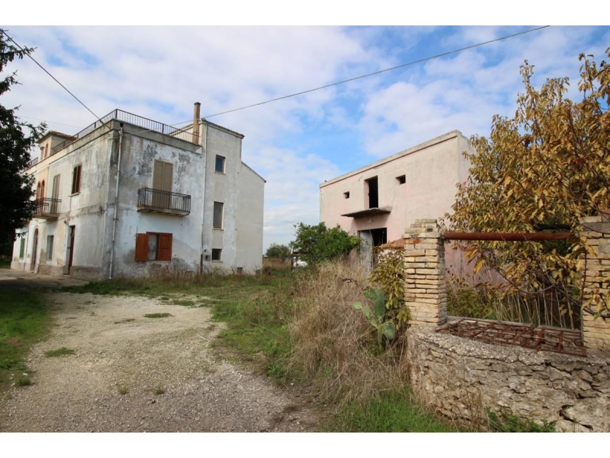 Casale o Rustico in vendita in villa S. Pietro  a Ortona - 384066 foto 5