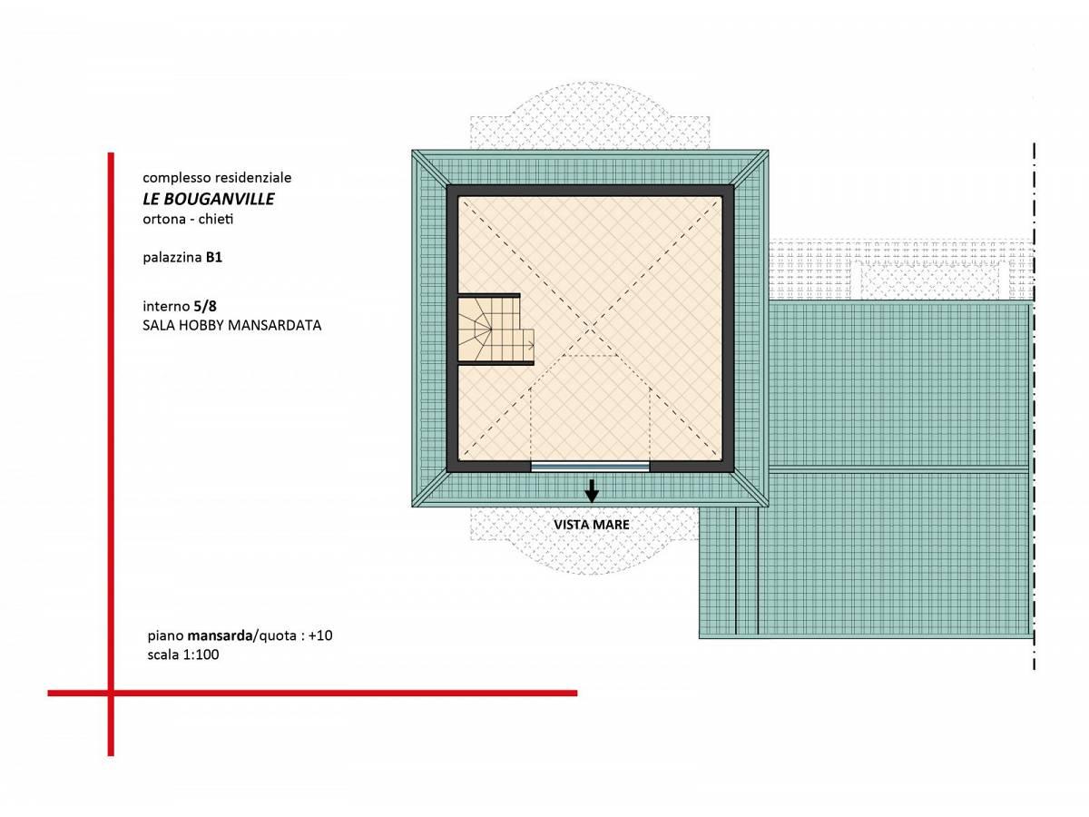 Villa a schiera in vendita in   a Ortona - 659996 foto 26