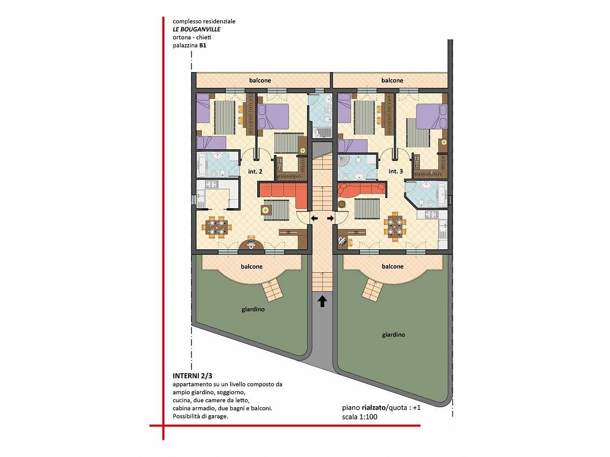 Villa a schiera in vendita in   a Ortona - 659996 foto 21