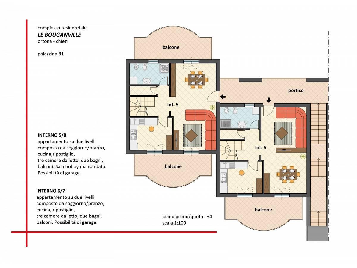 Villa a schiera in vendita in   a Ortona - 659996 foto 22