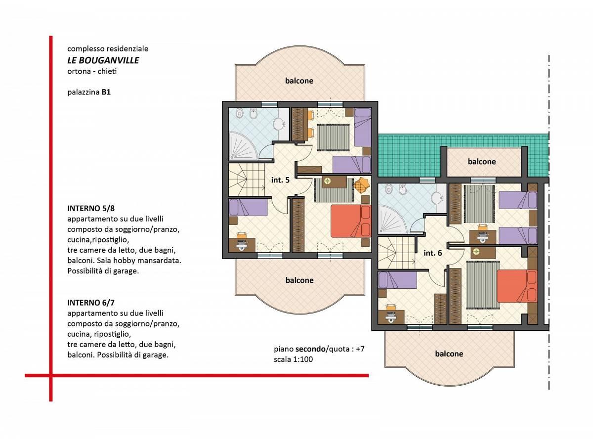Villa a schiera in vendita in   a Ortona - 659996 foto 23
