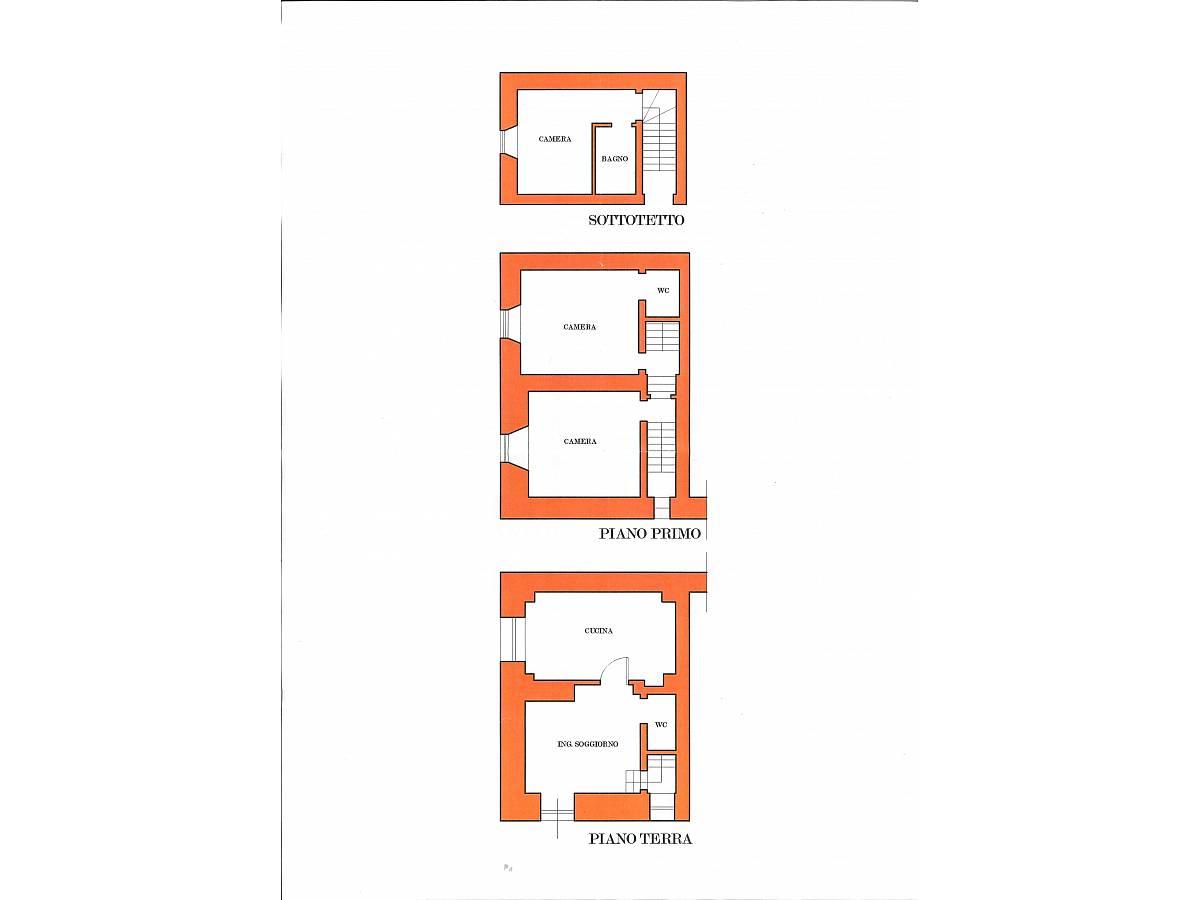 Miniappartamento in vendita in Via Porticella  a Chieti - 917832 foto 7
