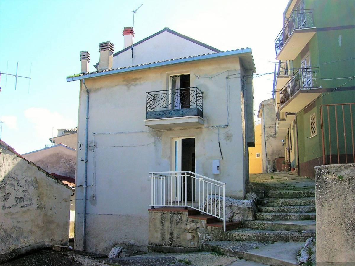 Casa indipendente in vendita in Via Maria Finocchio 14  a Torricella Peligna - 183423 foto 2
