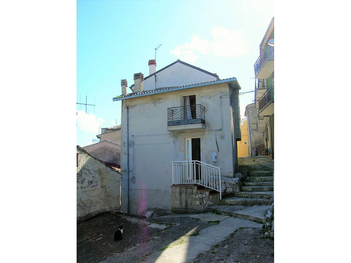 Casa indipendente in vendita in Via Maria Finocchio 14  a Torricella Peligna - 183423 foto 3