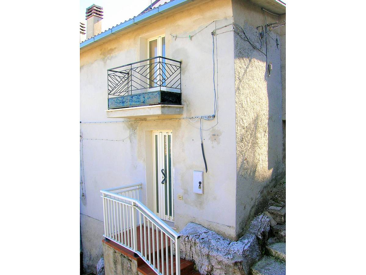 Casa indipendente in vendita in Via Maria Finocchio 14  a Torricella Peligna - 183423 foto 4