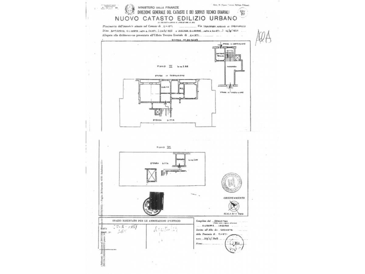 Appartamento in vendita in Via Delitio n.27 zona Scalo Colle dell'Ara - V. A. Moro a Chieti - 440470 foto 10