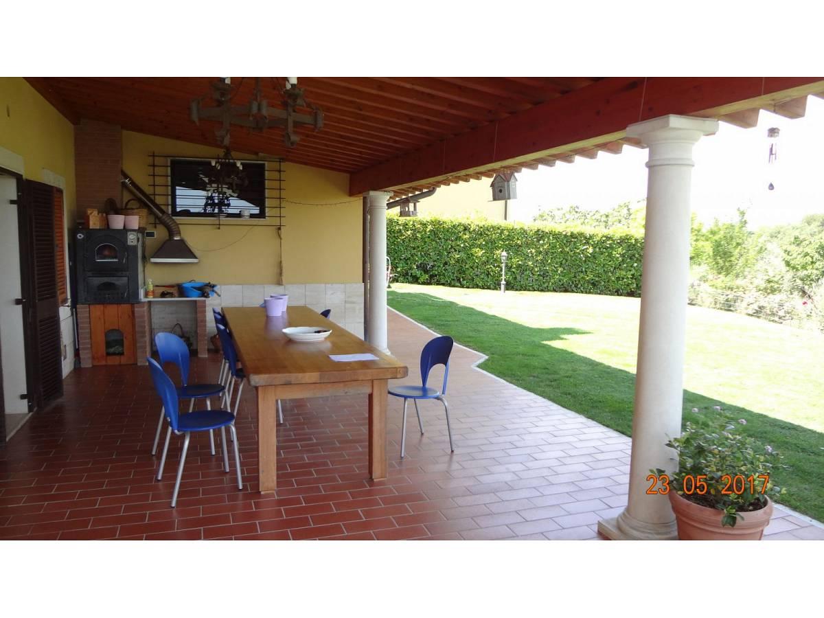 Villa in vendita in C.da Villanesi  a Francavilla al Mare - 392645 foto 24