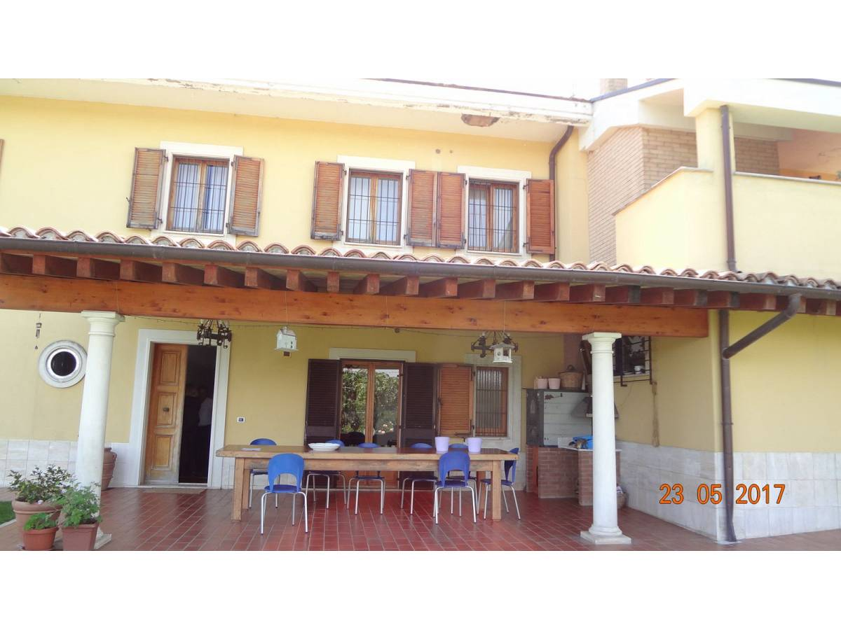 Villa in vendita in C.da Villanesi  a Francavilla al Mare - 392645 foto 22