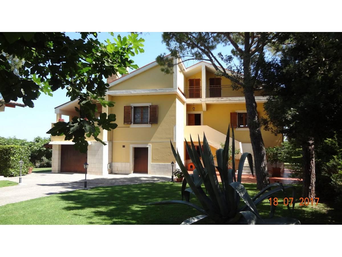 Villa in vendita in C.da Villanesi  a Francavilla al Mare - 392645 foto 4