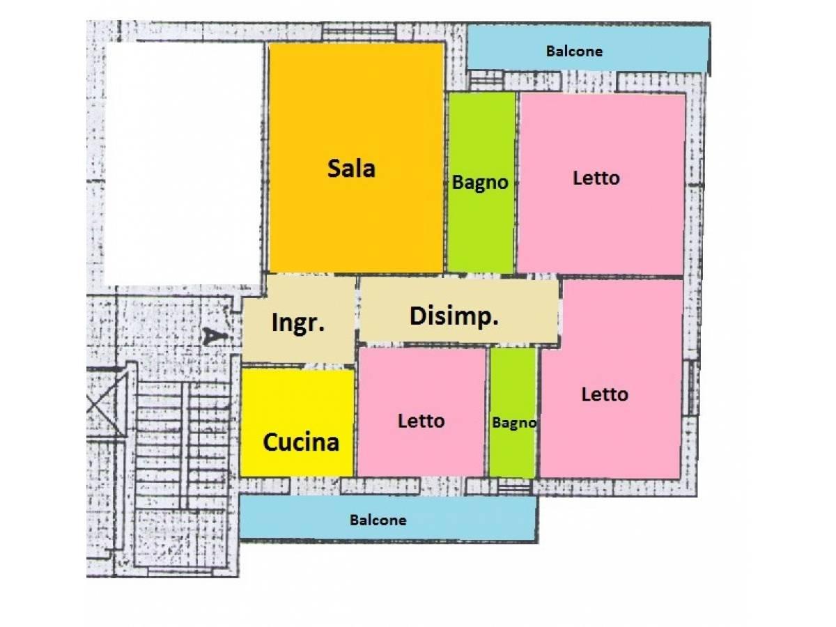 Appartamento in vendita in via N. Nicolini  a Chieti - 7582555 foto 1
