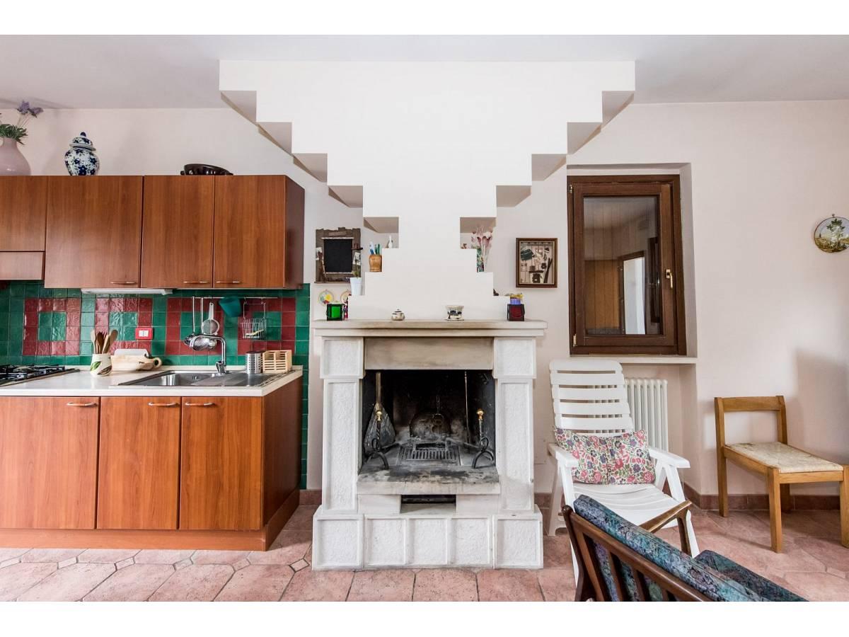Villetta in vendita in VIA GRAN SASSO  a Sant'Eufemia a Maiella - 4029496 foto 14