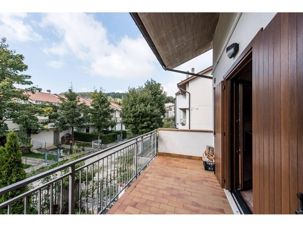 Villetta in vendita in VIA GRAN SASSO  a Sant'Eufemia a Maiella - 4029496 foto 16