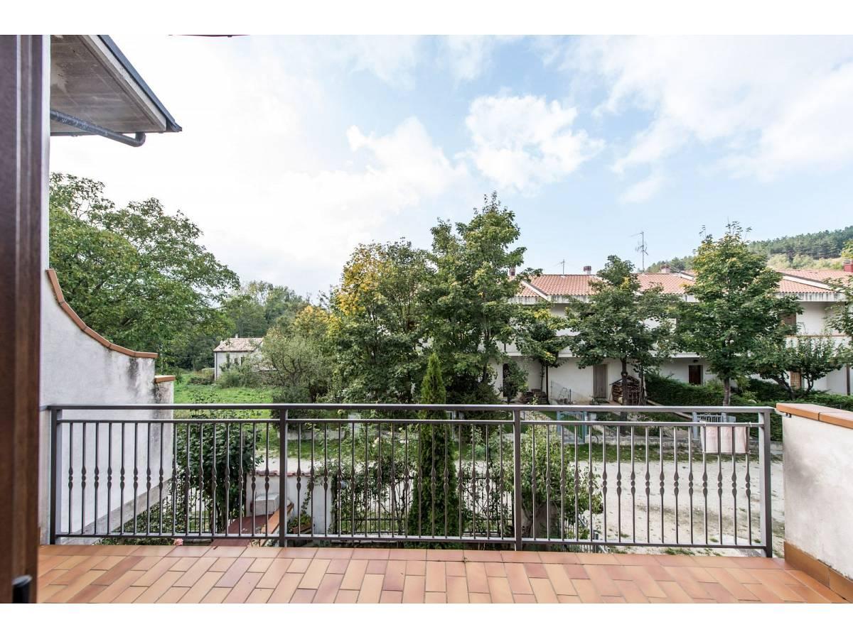 Villetta in vendita in VIA GRAN SASSO  a Sant'Eufemia a Maiella - 4029496 foto 15