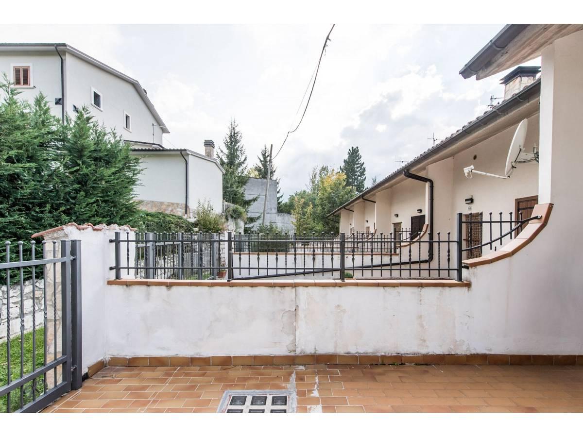 Villetta in vendita in VIA GRAN SASSO  a Sant'Eufemia a Maiella - 4029496 foto 26