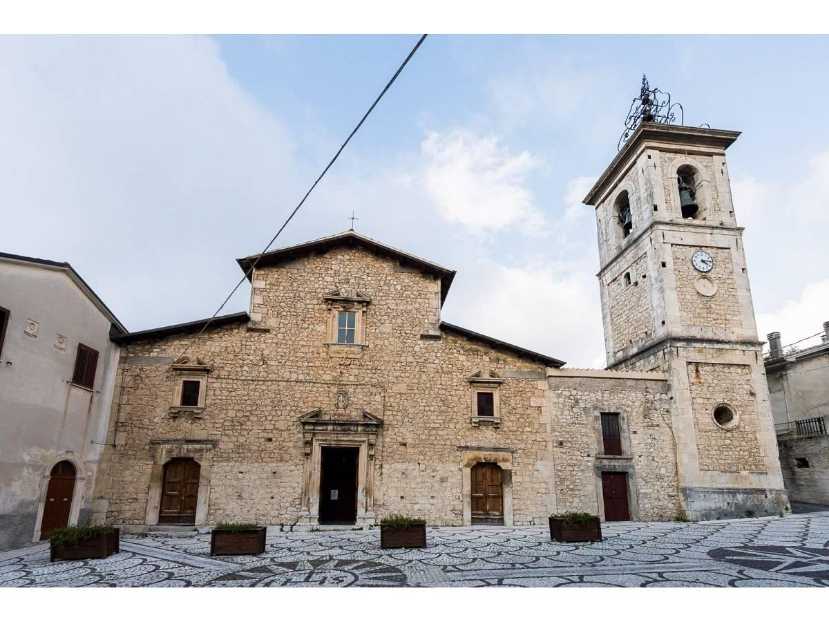 Villetta in vendita in VIA GRAN SASSO  a Sant'Eufemia a Maiella - 4029496 foto 28