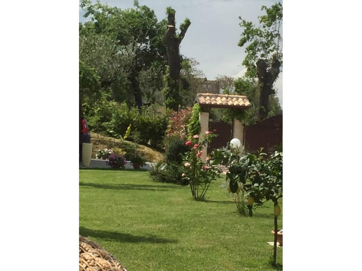 Villa in vendita in Via Madonna della Pace  a Città Sant'Angelo - 1393026 foto 27
