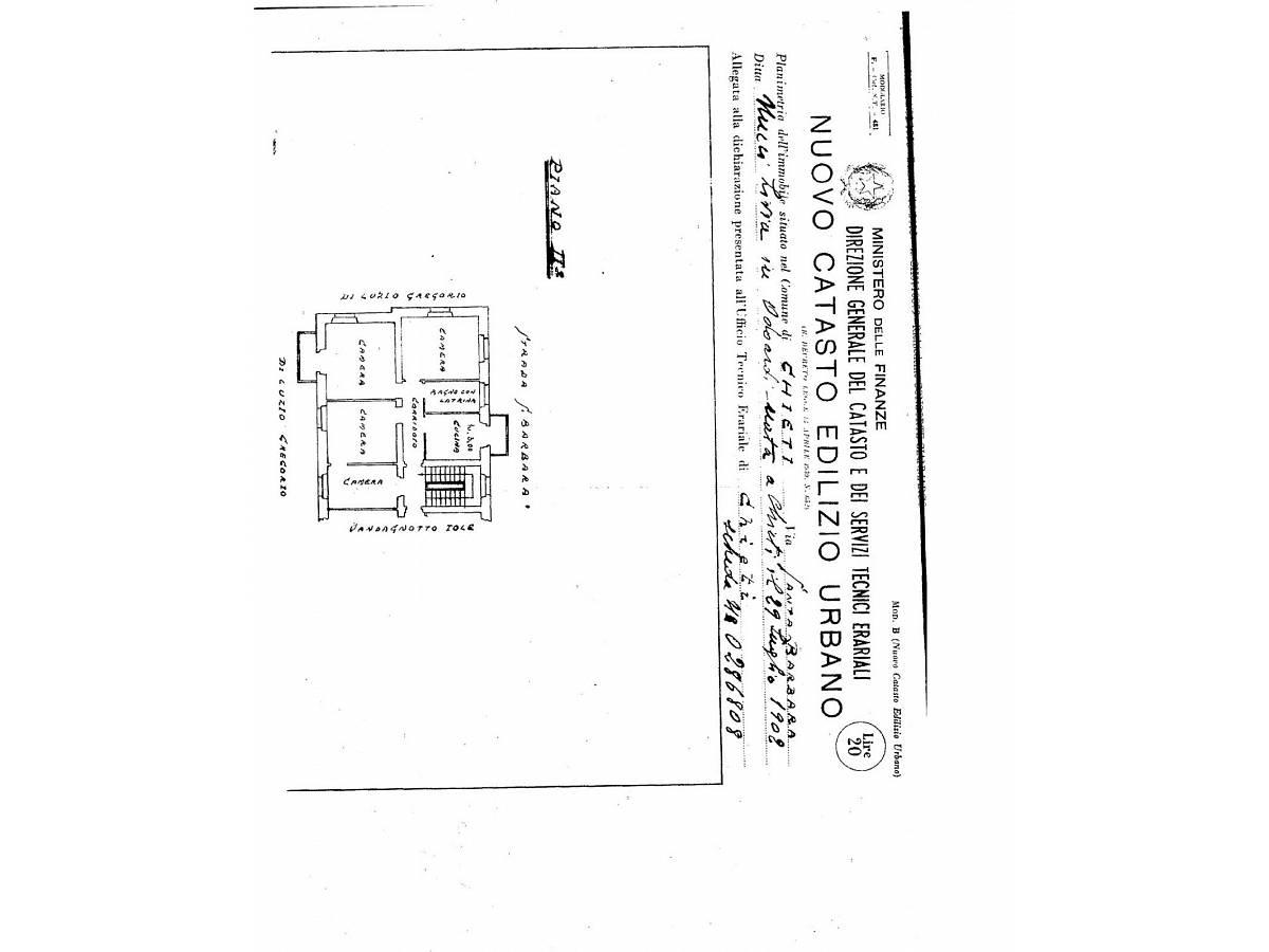 Appartamento in vendita in Via Trieste del Grosso zona Clinica Spatocco - Ex Pediatrico a Chieti - 2798199 foto 10